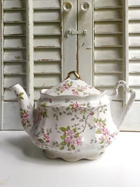 Arthur Wood Pink & Green Floral