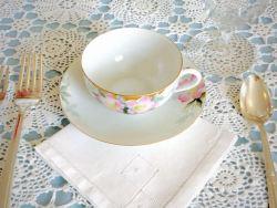 Southern Vintage Table Vintage Table Rental NC