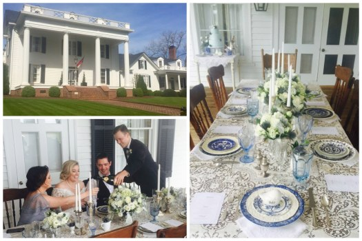 Rose Hill Styled Shoot by Events by Memory Lane