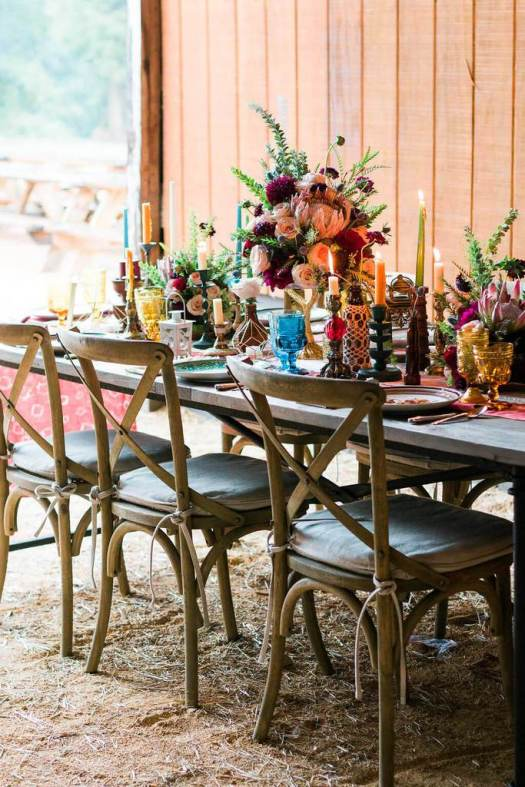 Southern Vintage Table