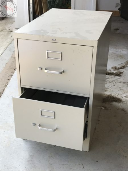 File Cabinet Project-Before