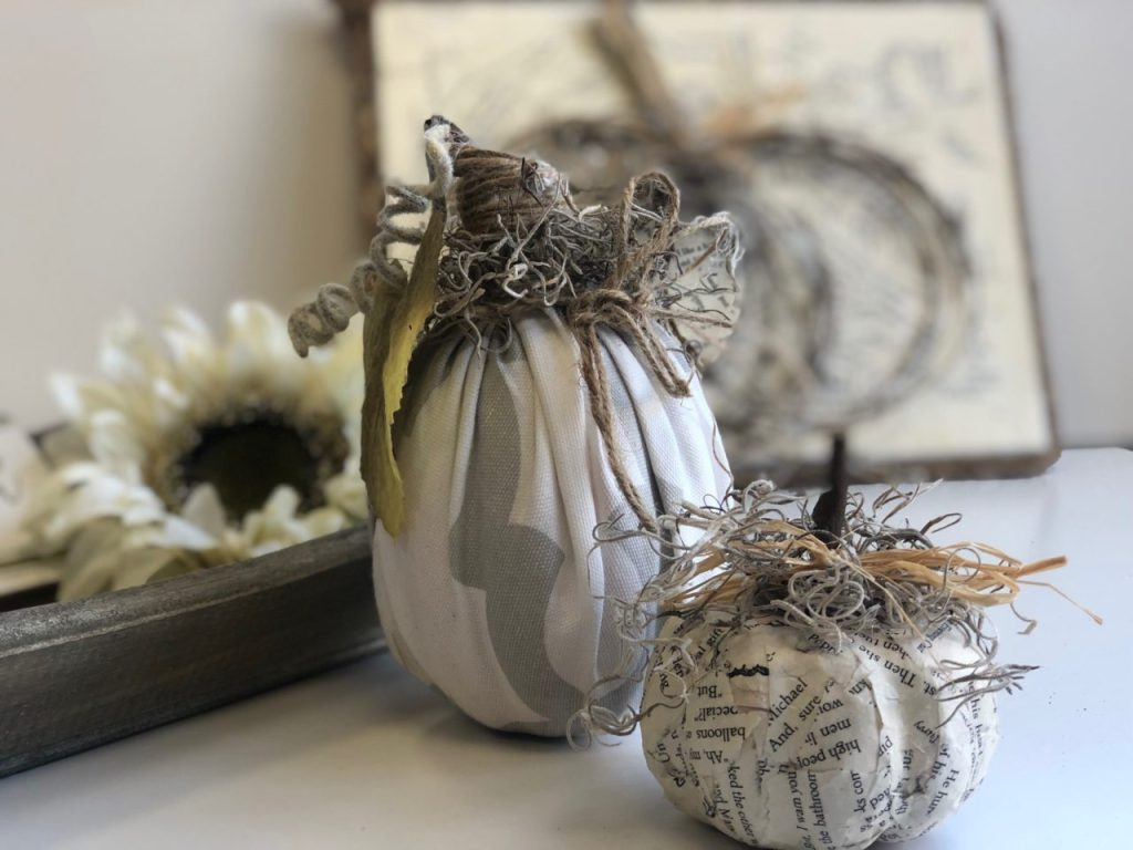 Dollar Store Fall Napkin Rings, fall, DIY, Decor, Fall Tablescape ideas