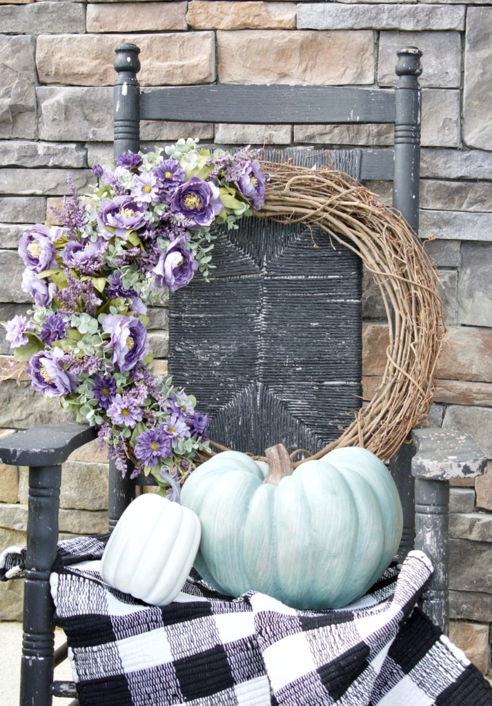 diy fall wreath, fall front door, wreath, fall decor, fall flowers, fall front porch, fall
