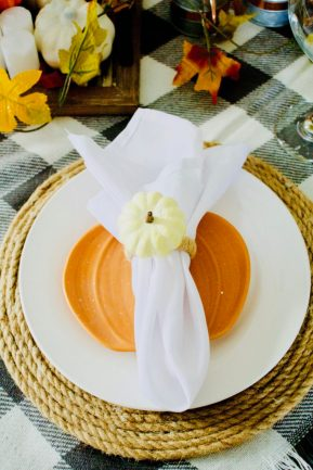 Fall, Front Door Decor, DIY Fall Decor, fall tablescape, fall centerpiece, budget decor, fall table settings