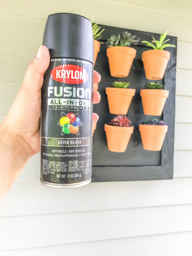 DIY Outdoor Wall Planter