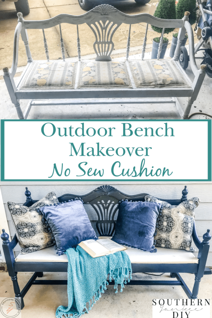 Diy Outdoor Bench Makeover Southern Yankee Diy