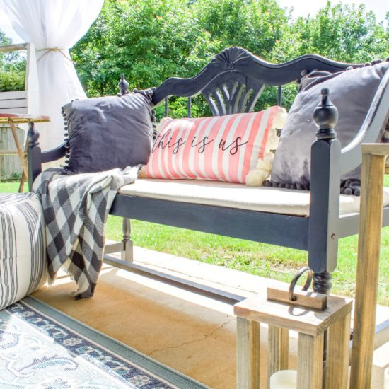 small patio ideas on a budget, small patio design ideas, ideas for small patio décor, small patio backyard ideas, small patio ideas, diy patio ideas, diy backyard patio ideas on a budget, diy backyard patio ideas, diy patio ideas cheap, diy outdoor furniture ideas, diy outdoor table ideas, diy outdoor patio curtains, diy outdoor curtains, diy outdoor curtains for patio,diy floating curtains for patio, diy outdoor curtains cheap, diy outdoor privacy curtains, planters, outdoor planter, outdoor planters, hanging planter, wall planter, terra cotta planter, terra cotta planters, hanging wall planter, diy planter, ferns, front door decor, gardening, outdoor furniture, diy outdoor cushion, easy upholstery project, no sew cushion, outdoor furniture, outdoor lanterns, diy lanterns, wooden lanterns, lanterns, diy wooden lanterns