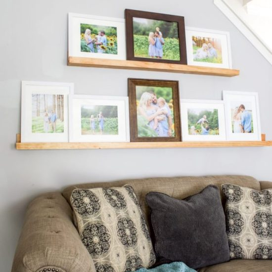 Picture ledge, picture ledge shelf, diy picture ledge, photo ledge, photo ledge shelf, picture wall shelf, floating picture shelves, picture shelf, wood picture ledge, ledge shelf, photo shelf, picture frame shelf, wall ledge shelf