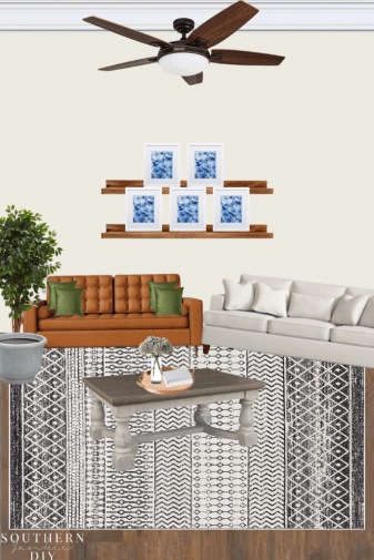 Top 10 Designer Picked Living Room Colors: Plus Our Living Room Design Board