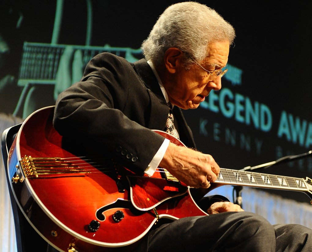 Jazz & Blues @ Your Library: Blues Notes, the Music of Jazz Guitarist Kenny Burrell