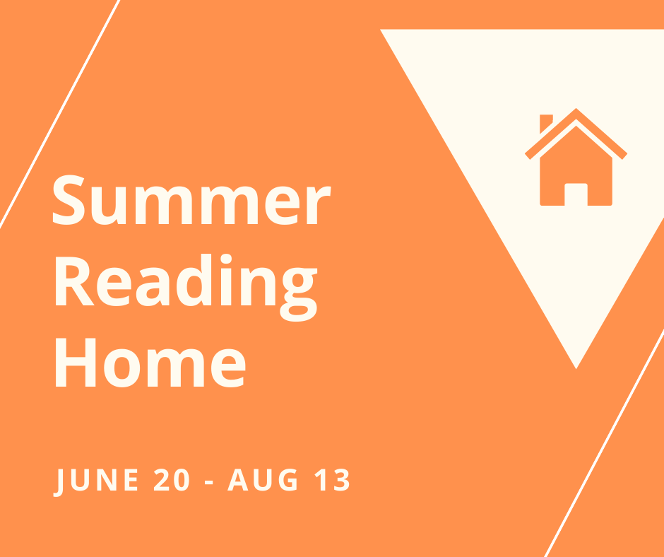 Summer Reading Home