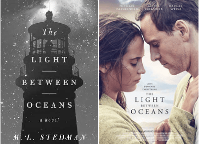 Sept. 26 – 'The Light Between Oceans' Discussion
