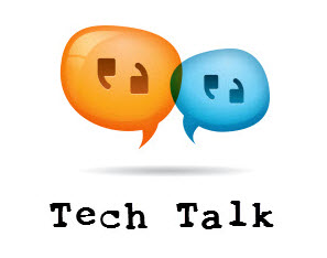 Oct. 25 – Tech Talk