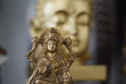 Two Buddhas at Crystal Vision