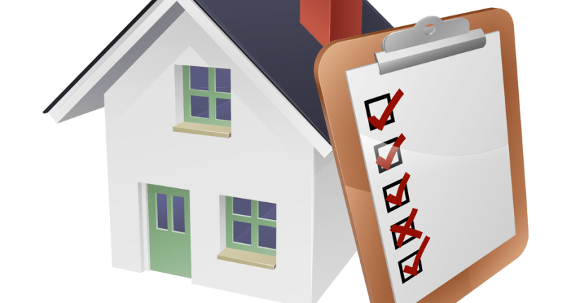 THE INS AND OUTS OF HOME INSPECTION