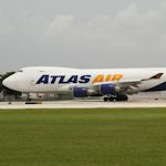 Boeing747-AtlasCargo-FLL_TH37628