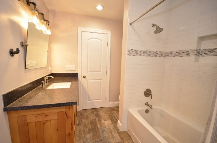 Granite Road Guest Bath