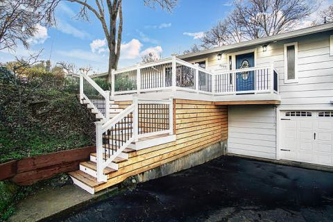 maverick ct front deck