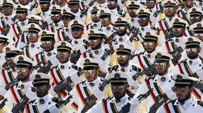 Irán hrozí Určiť americkú armádu ako teroristickú organizáciu, ak Washington urobí takéto rozhodnutie proti IRGC