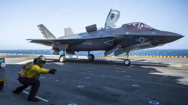F-35B trysky preleteli cez 100 bojových bojov proti Talibanu a ISIS: US Marines