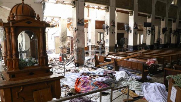Identity niektorých zo Srí Lanky samovražedných bombardérov Odhalenie