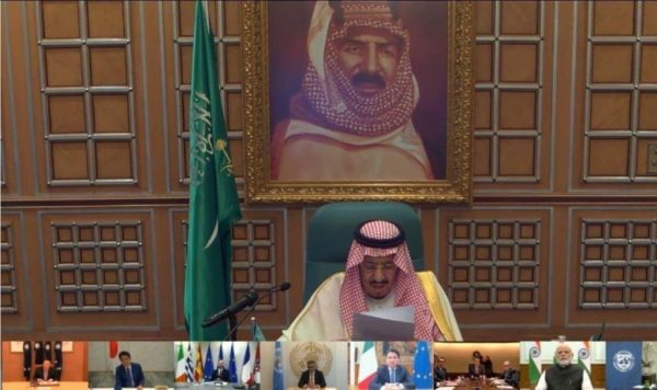 King With No Clothes: Salman Of Saudi Arabia Publicly Violates Islamic Doctrine Of His Country