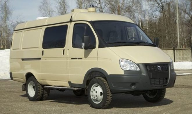 A Closer Look At Russia's Mobile Biological Laboratory, Deployed To Italy