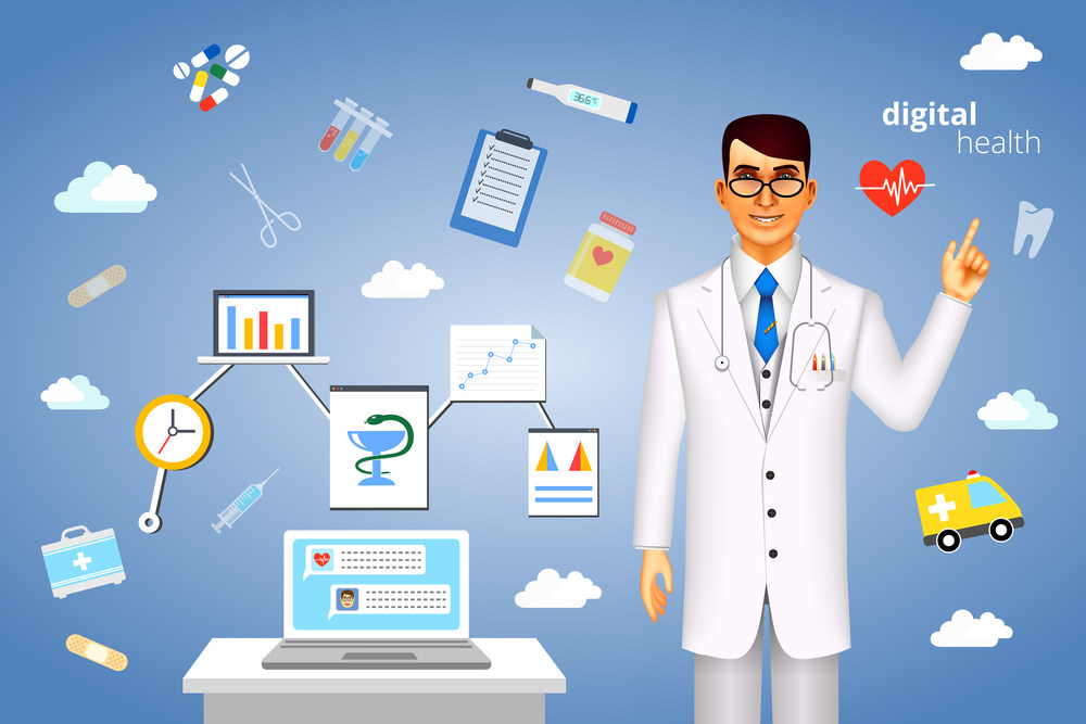 Implications of Integrating A Cloud Computing Service - The Future of Healthcare: