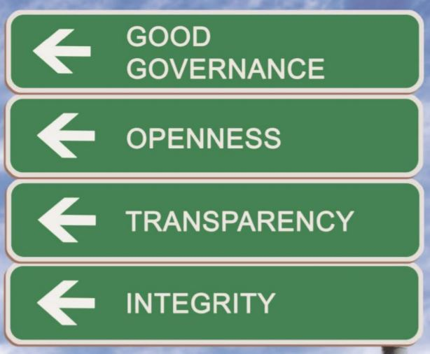 GOOD GOVERNANCE FRAMEWORK - NEW POLICY: GOVERNANCE RULES