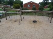 swings and tire swing