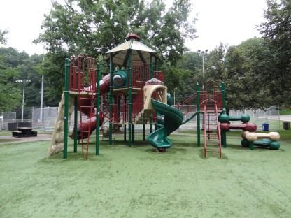 big kid playground