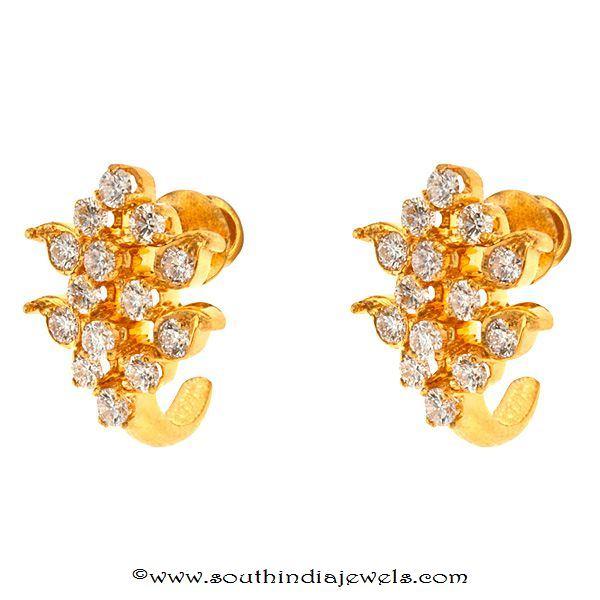 3 Diamond Ear Stud Designs From Prince Jewellery South