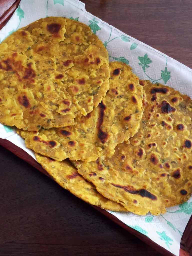 Masala Chapati Recipe