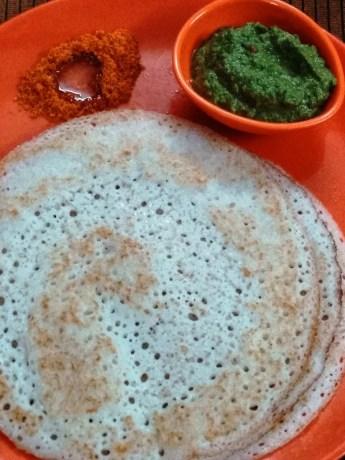 Puffed Rice Dosa Recipe