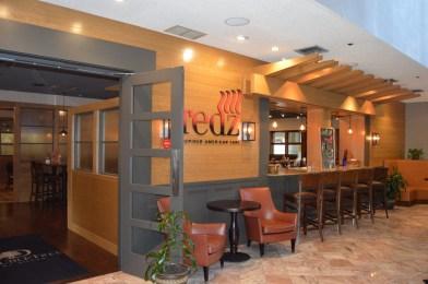 Out of this World Menu at Redz Restaurant