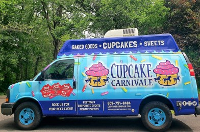 Cupcake Carnivale Announces Brick & Mortar Opening in Moorestown Summer 2020