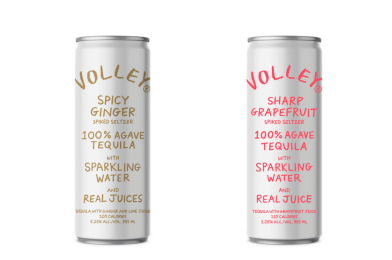 Volley Tequila Seltzer Now Available in NJ