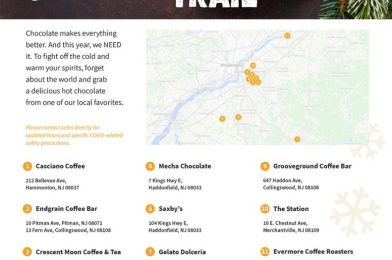 South Jersey Hot Chocolate Trail