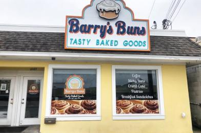 Barry's Buns Opens in Wildwood