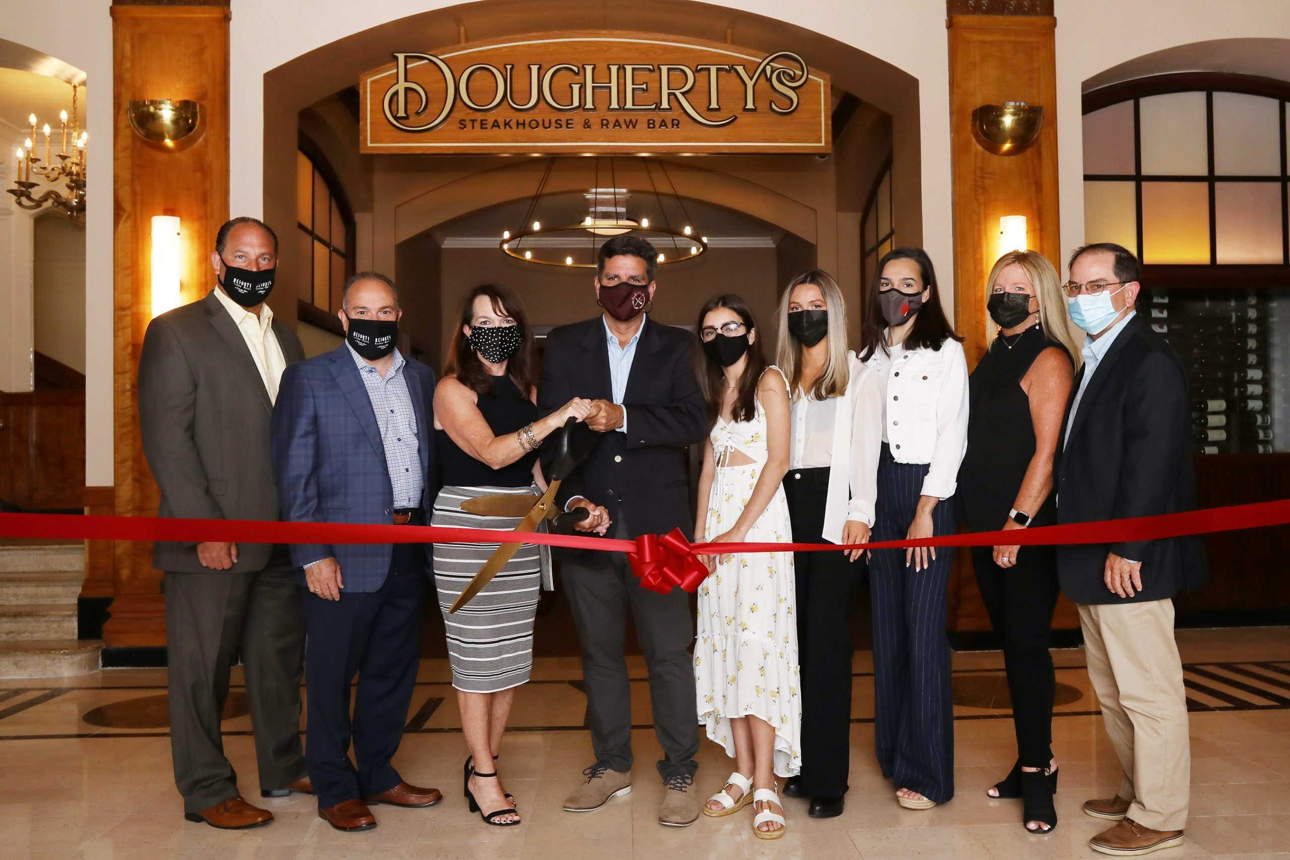 Dougherty's Steakhouse and Raw Bar Opens at Resorts Casino Hotel