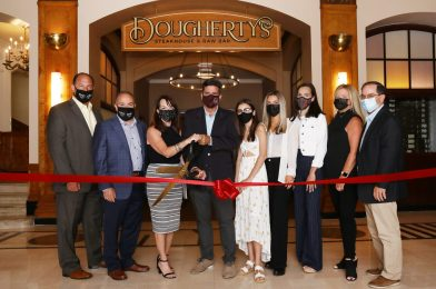 Dougherty's Steakhouse and Raw Bar Officially Opens At Resorts Casino Hotel