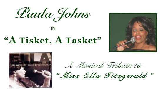 "Paula John's ""A Tisket, A Tasket"""