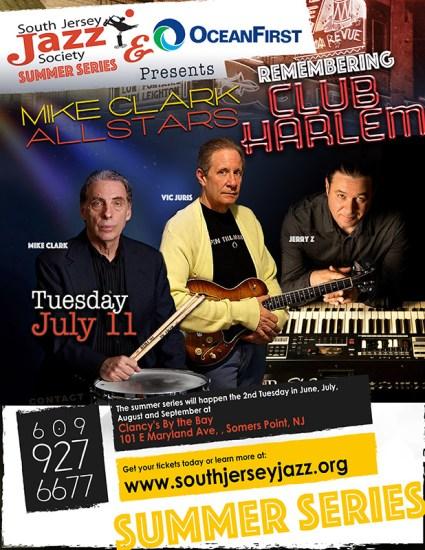 Mike Clark All Star Organ Trio