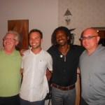 Elio Villafranca, Bob, Bryan, Gaurdo