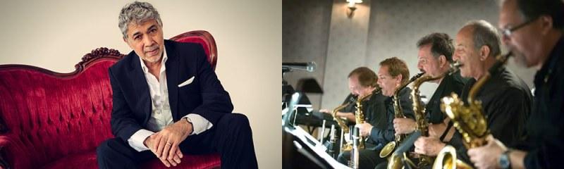 Monty Alexander & Ed Vezinho Jim Ward Big Band