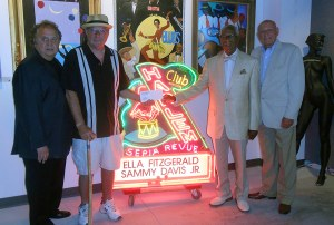 South Jersey Jazz Donation to the Atlantic City African American Heritage Museum