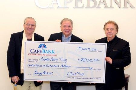 Cape Bank Check Photo