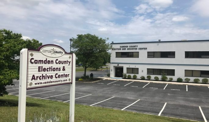 Camden County Voting Center