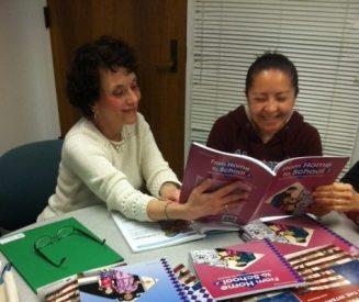 Camden County Library Literacy Volunteer