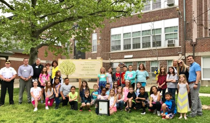 Brooklawn Arbor Day Celebration